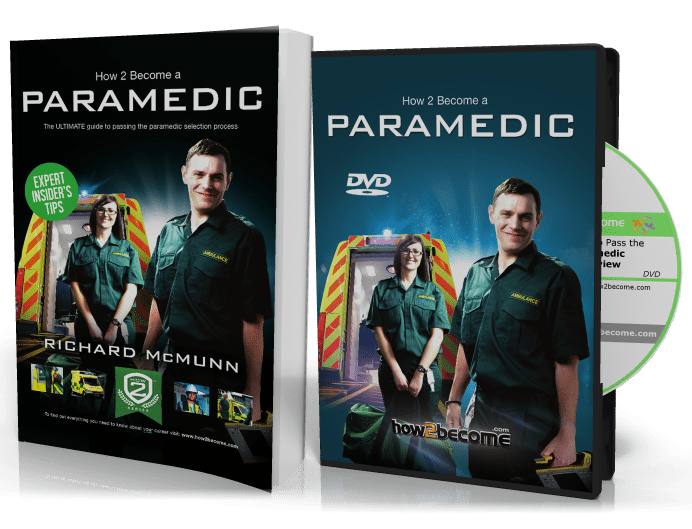 How2become a Paramedic Guide and Interview DVD