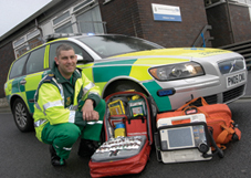 career progression as a paramedic