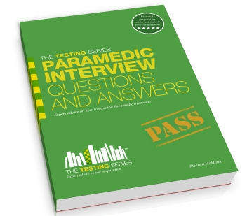 Paramedic Interview Questions Workbook