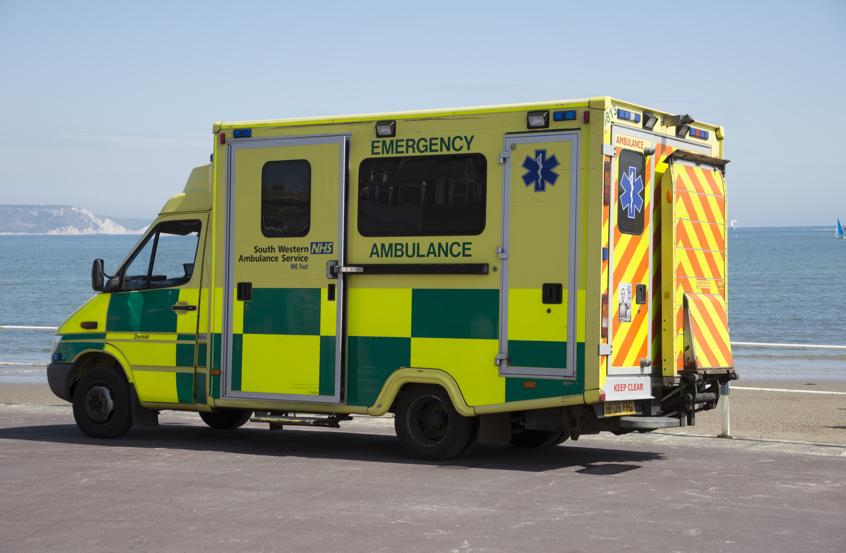 The East of England Ambulance Service Trust have achieved great patient survey results