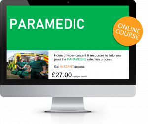 How to Become a Paramedic Online Course
